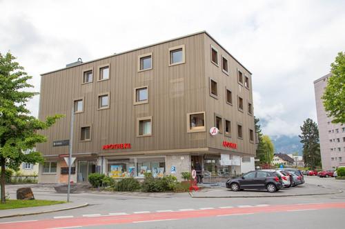 OSWALDhoch3 - 2-Zimmer-Terrassenwohnung, Top 8 - Leben Mitten in Dornbirn