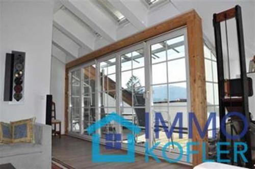 123m² Dachgeschoßwohnung mit Terrasse
