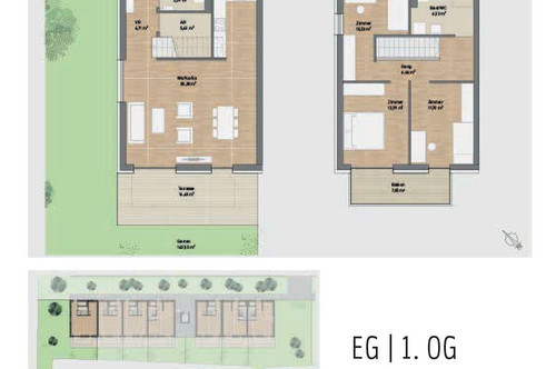 Traumhafte 4-Zimmer-Wohnung mit Terrasse und Garten in Graz- St. Peter