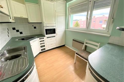 Gemütliche 3-Zimmer-Wohnung mit Balkon zentral in Feldbach