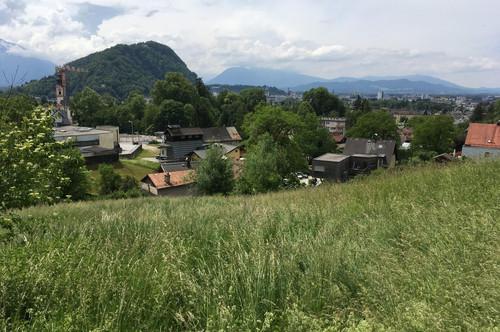 Anleger-Grundstück in der Stadt Salzburg