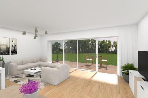 Zu kleine Wohnung? Neue Doppelhaushälften in Ottnang! Baubeginn Mitte 2020 B6