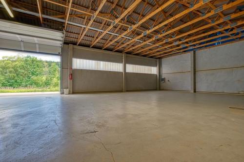 Lagerhalle 2 - Teilfläche zu mieten