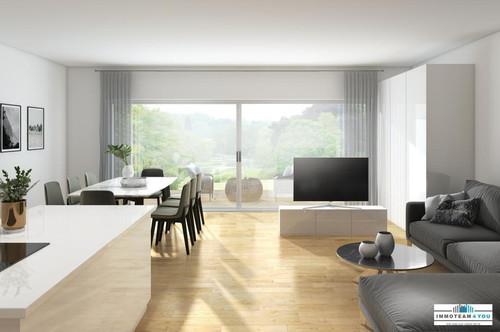 Zu kleine Wohnung? Neue Doppelhaushälften in Ottnang! Baubeginn Mitte 2020 B 1