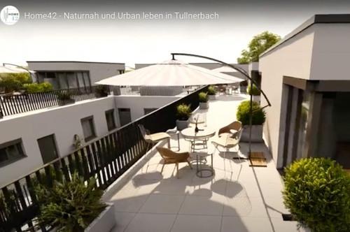 Neues Zuhause DIREKT VOM BAUTRÄGER: 2 Zi. Penthouse mit Traumterrasse!