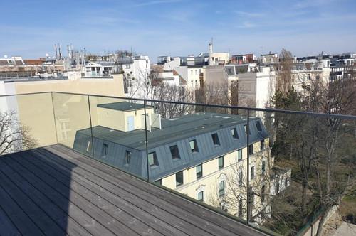 Moderne Terrassen Wohnung - Argentinierstraße
