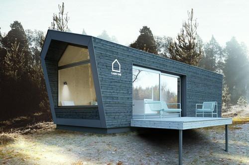 Minihaus auf exklusivem Grundstück, 10 Fahrminuten entfernt von Top10-Skigebiet
