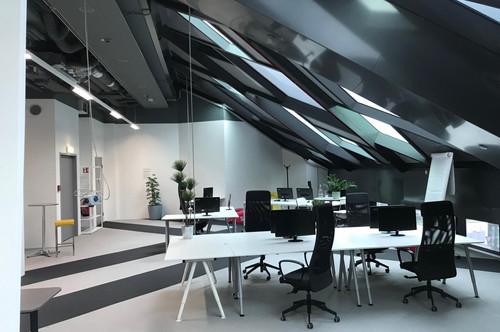 Voll ausgestattetes Büro in einzigartigem Coworking Space im coolen 2. Bezirk