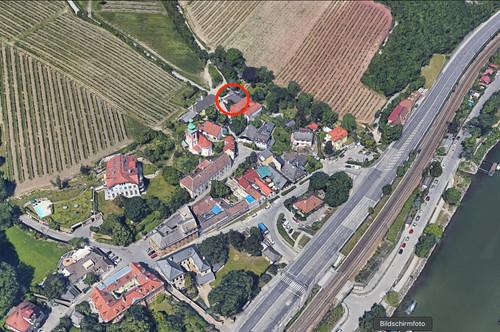 Historisches Juwel mit Entwicklungspotential am Fuße des Leopoldsbergs