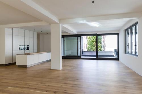 Erstbezug in Top-Lage: modernst ausgestattete Loftwohnung