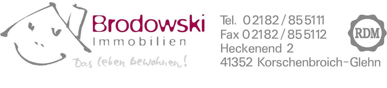 Brodowski Immobilien GmbH - Mitglied RDM -