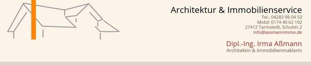 Architektur- und Immobilienservice Aßmann
