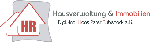HR Hausverwaltung & Immobilien, Dipl.-Ing. Hans-Peter Rübenack e.Kfm.