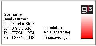 GIS Immobilien